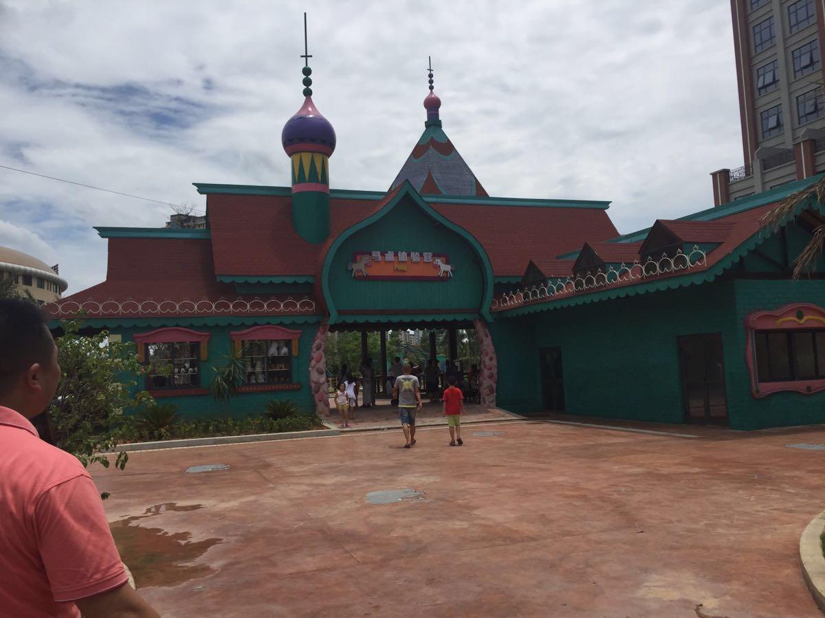 2016-8 出游                                  动物园