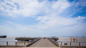 南通洲际绿博园 南通滨江公园一日游