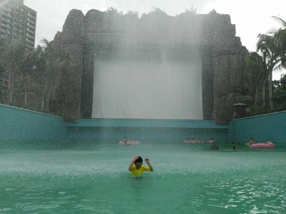 【携程攻略】海南三亚亚马逊丛林水乐园好玩吗