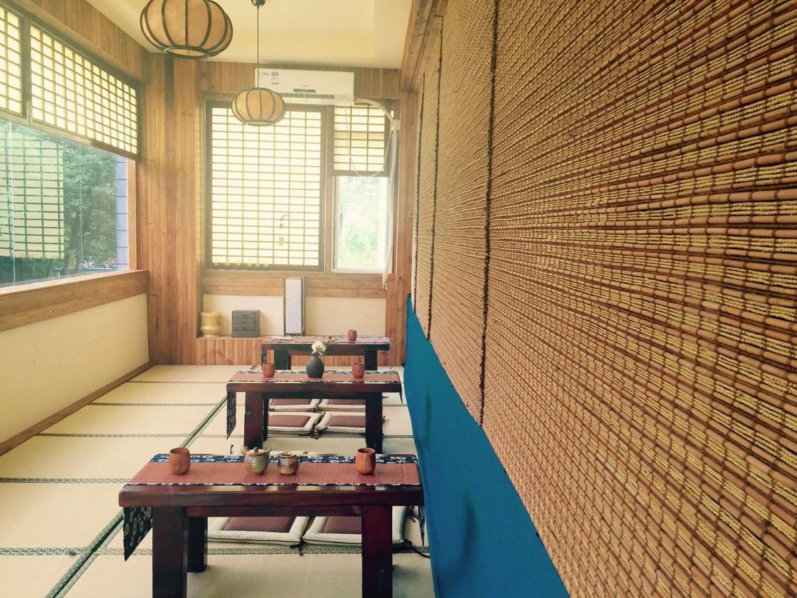 民宿茶室装修图片欣赏