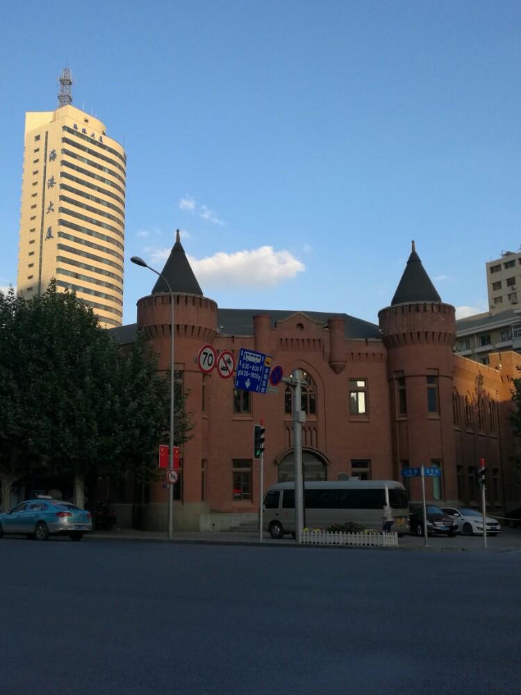 大连中国海关旧址,哥特欧式建筑风格