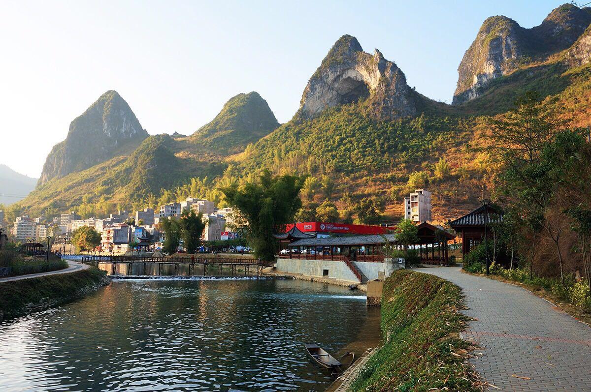 广西巴马:中国第一长寿村 - 上善若氷 - 上善若水--心如止水,人的品行应如水一样