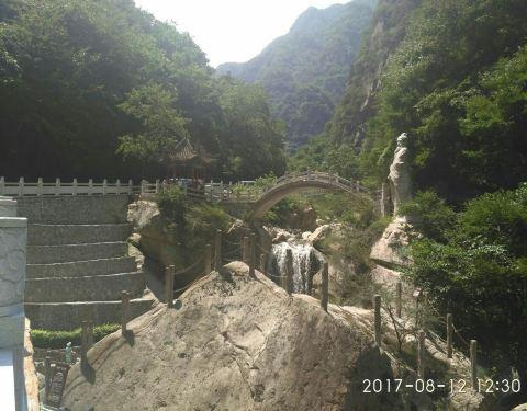 2019红河谷森林公园攻略,眉县红河谷森林公园天姥山门票住宿图片
