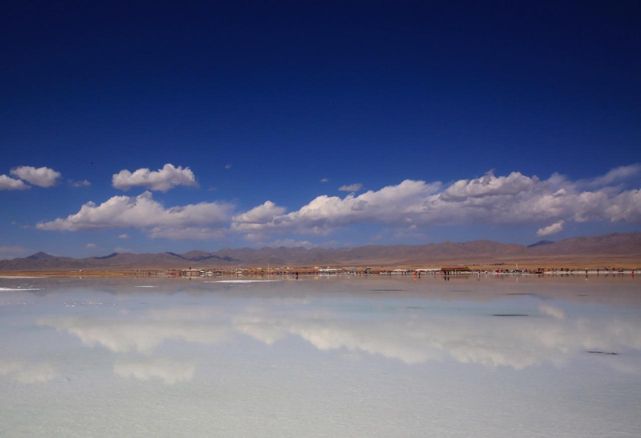 【携程攻略】海西茶卡盐湖景点,景区广播一直在喊不让