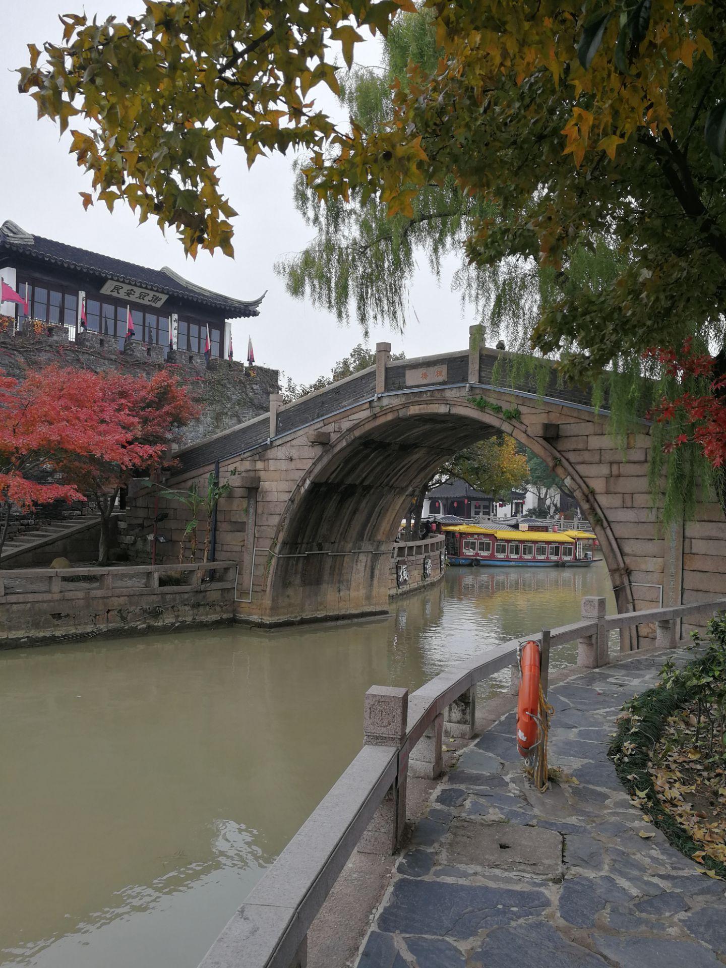 2019鞍山攻略游玩攻略,枫桥风景名胜区是以寒枫桥到长春自驾游景区图片