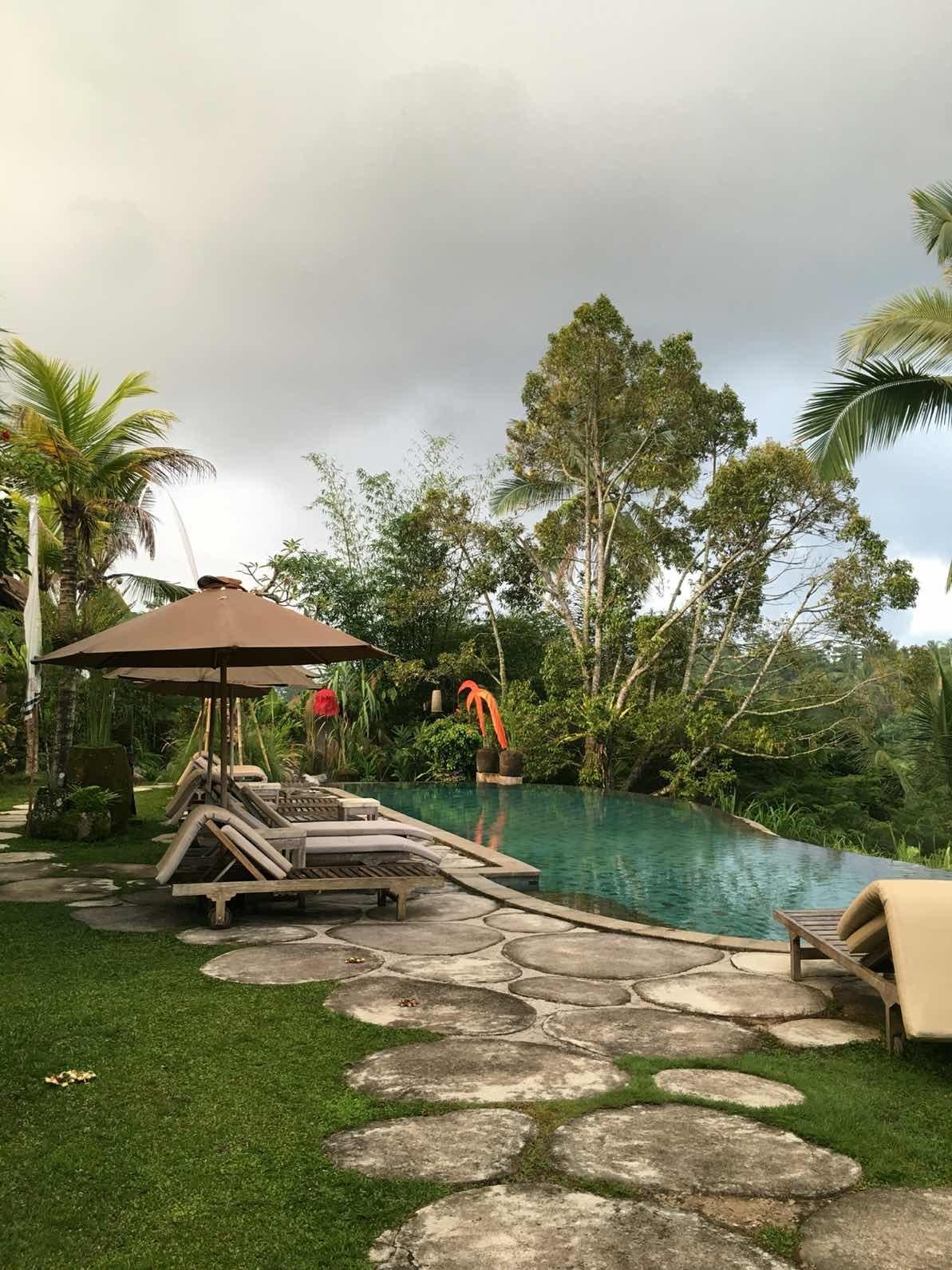 巴厘岛普瑞恒河度假酒店