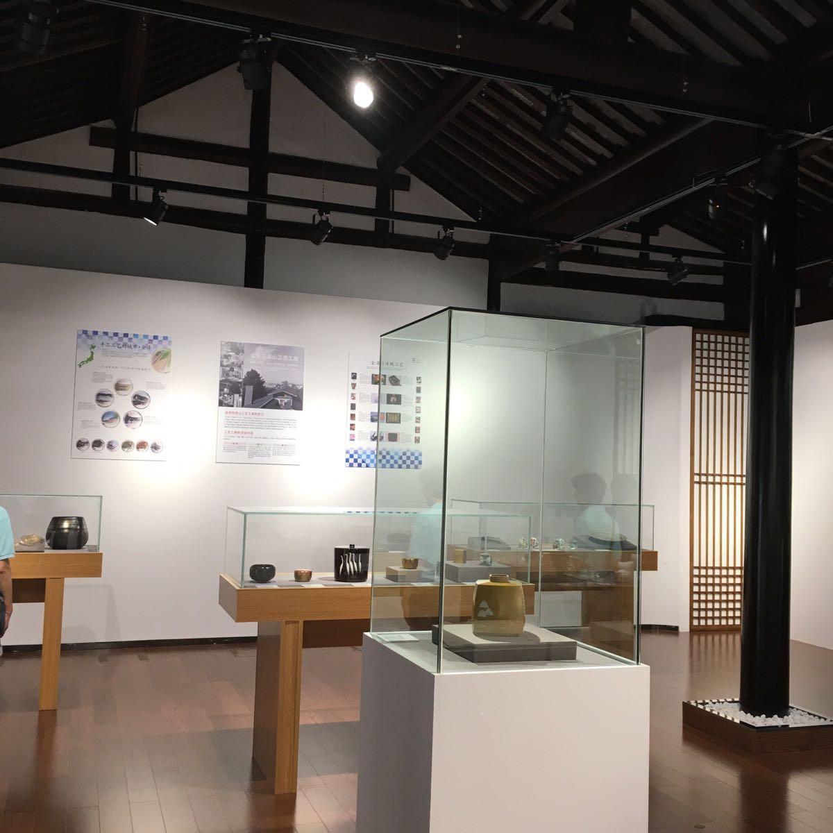 苏州博物馆展示设计