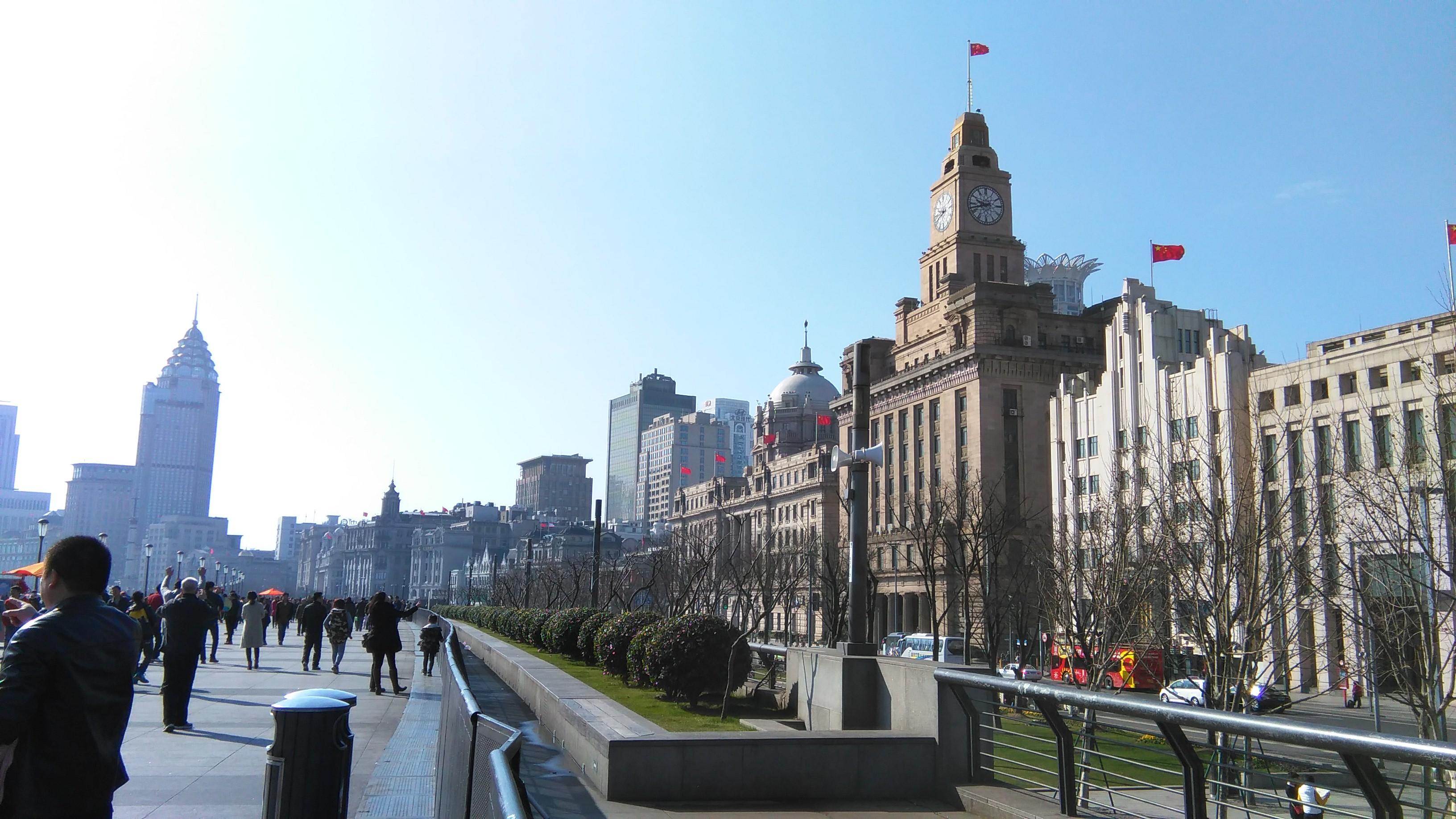 【携程攻略】上海外滩万国建筑博览群景点,万国建筑群