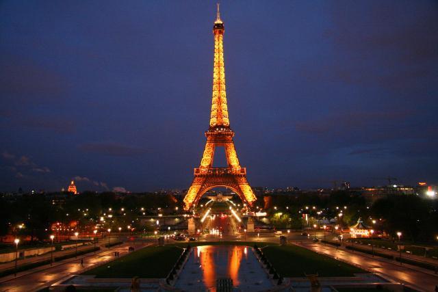 穿越唯美浪漫巴黎,体验法兰西的风景.