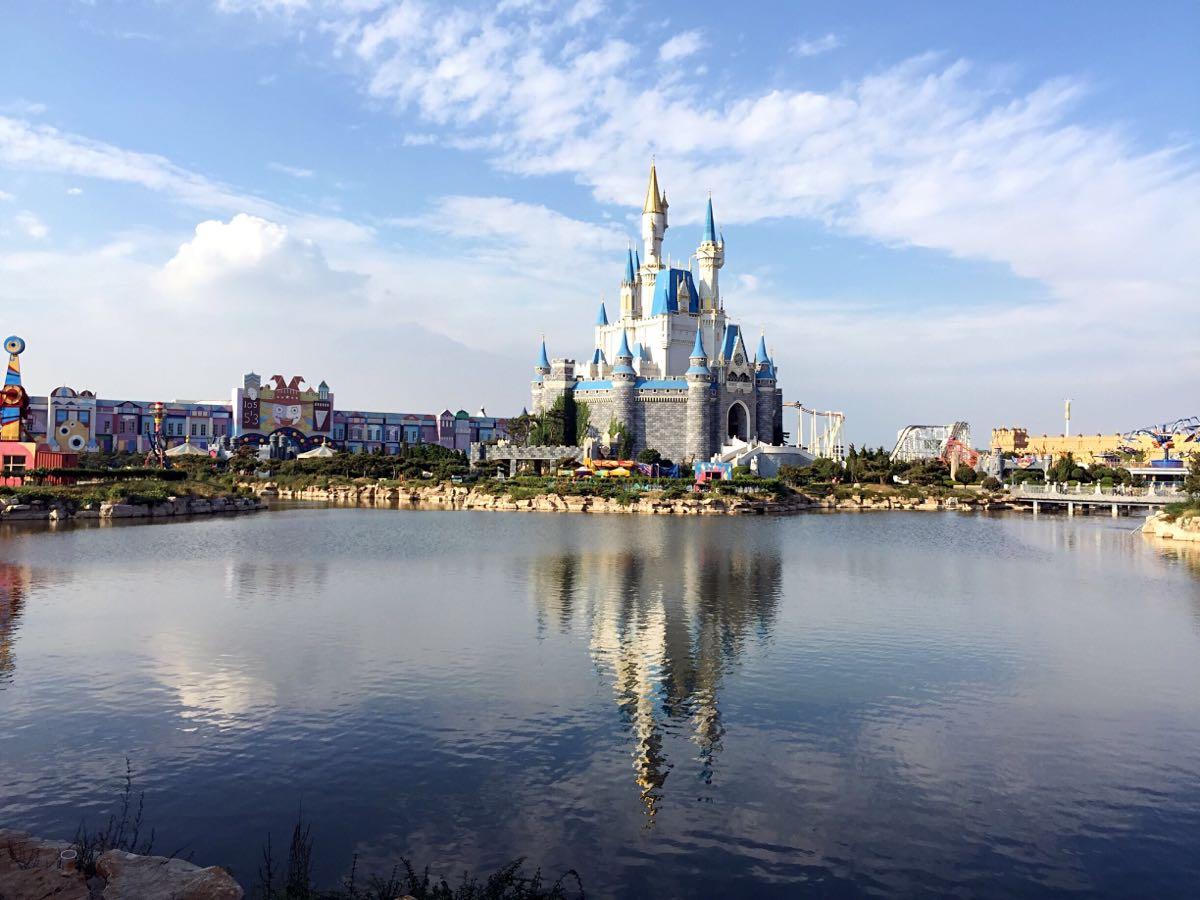 一幅关于美丽齐河的_【携程攻略】齐河泉城欧乐堡梦幻世界好玩吗,齐河泉城