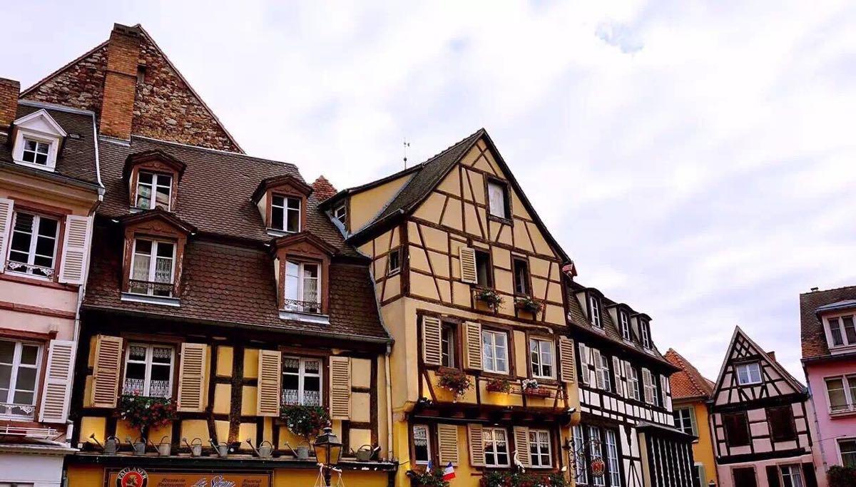【携程攻略】科尔玛科尔马景点,法国小镇 柯尔玛 每一