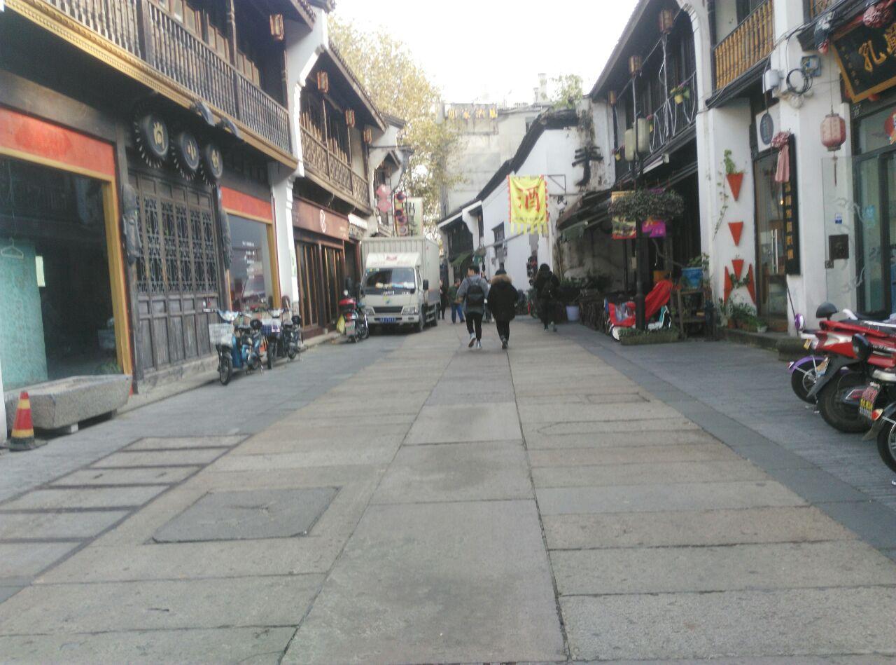 杭州南宋御街好玩吗,杭州南宋御街景点怎么样_点评