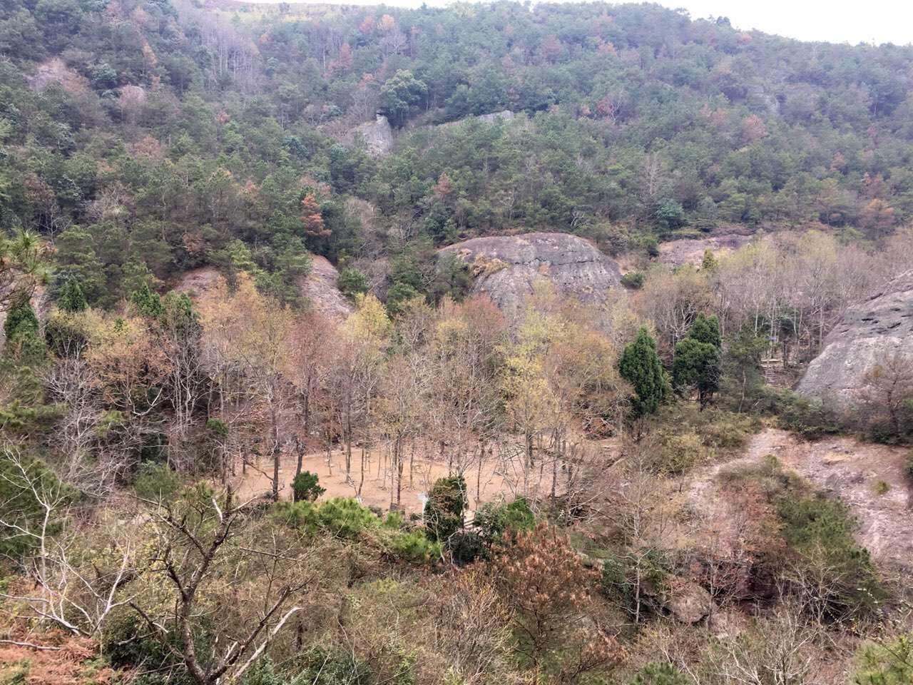 【携程攻略】温岭方山南嵩岩风景区好玩吗,温岭方山南图片