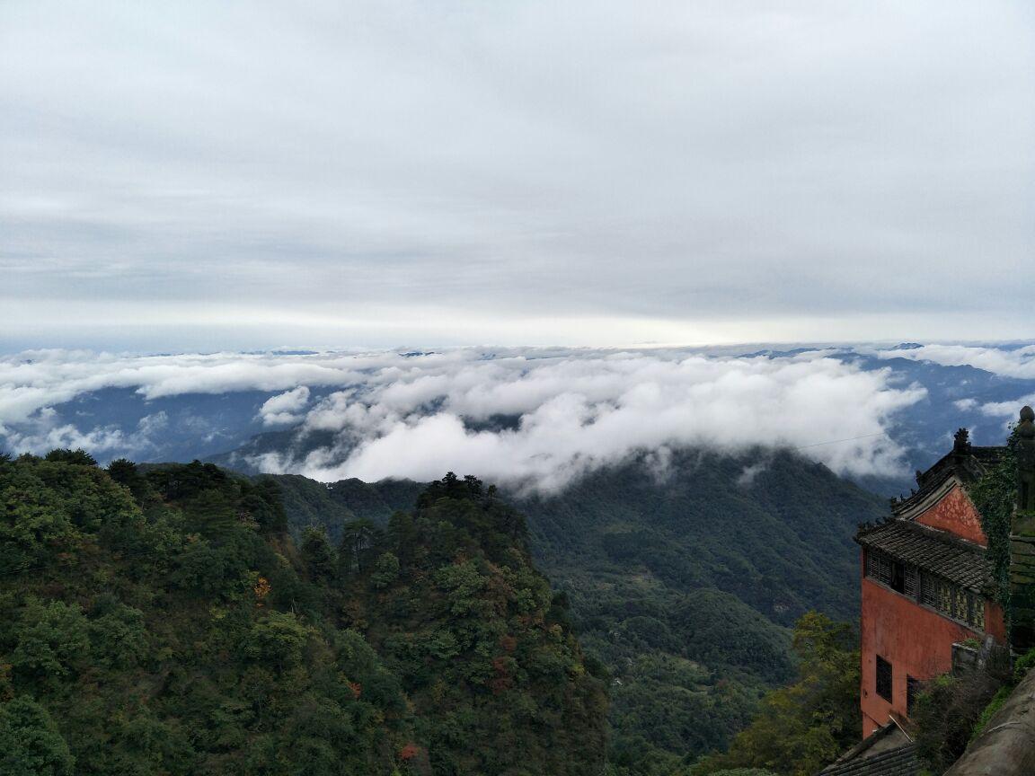 武当山风景区真是太好了集自然风景道教文化为一体浑然天成携程网真