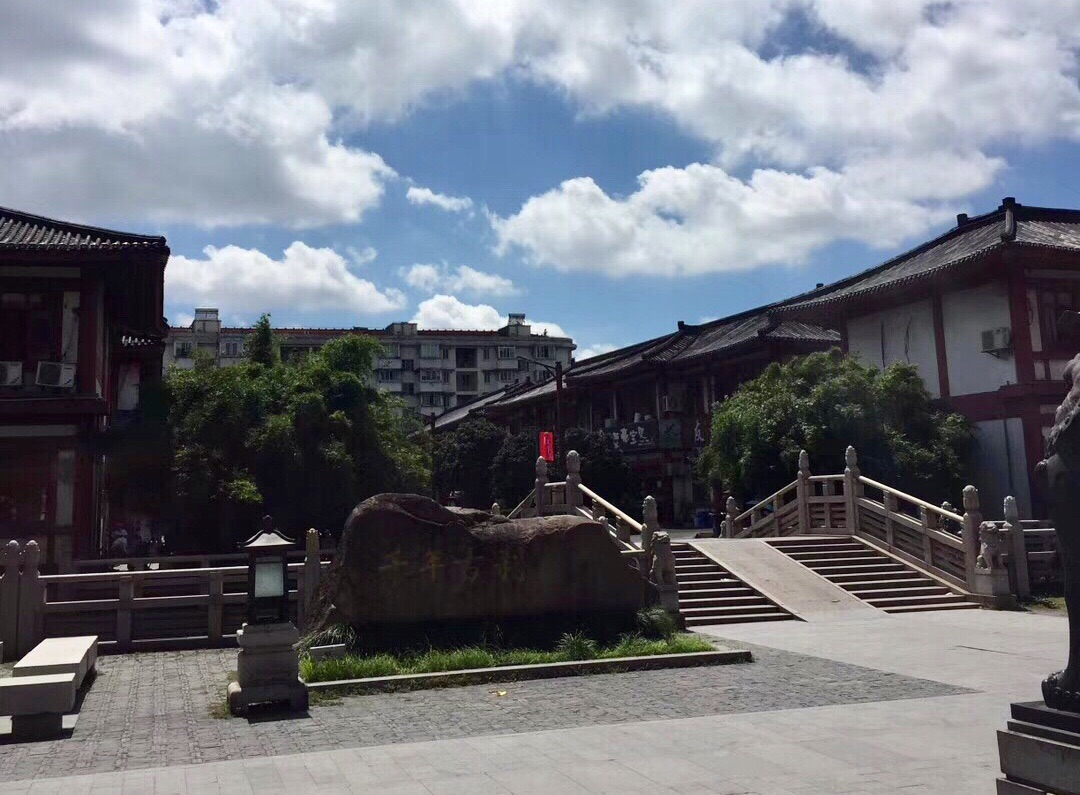 南翔古镇旅游景点攻略图