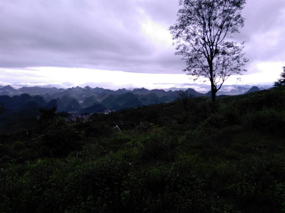 连南三排瑶寨旅游景点攻略图