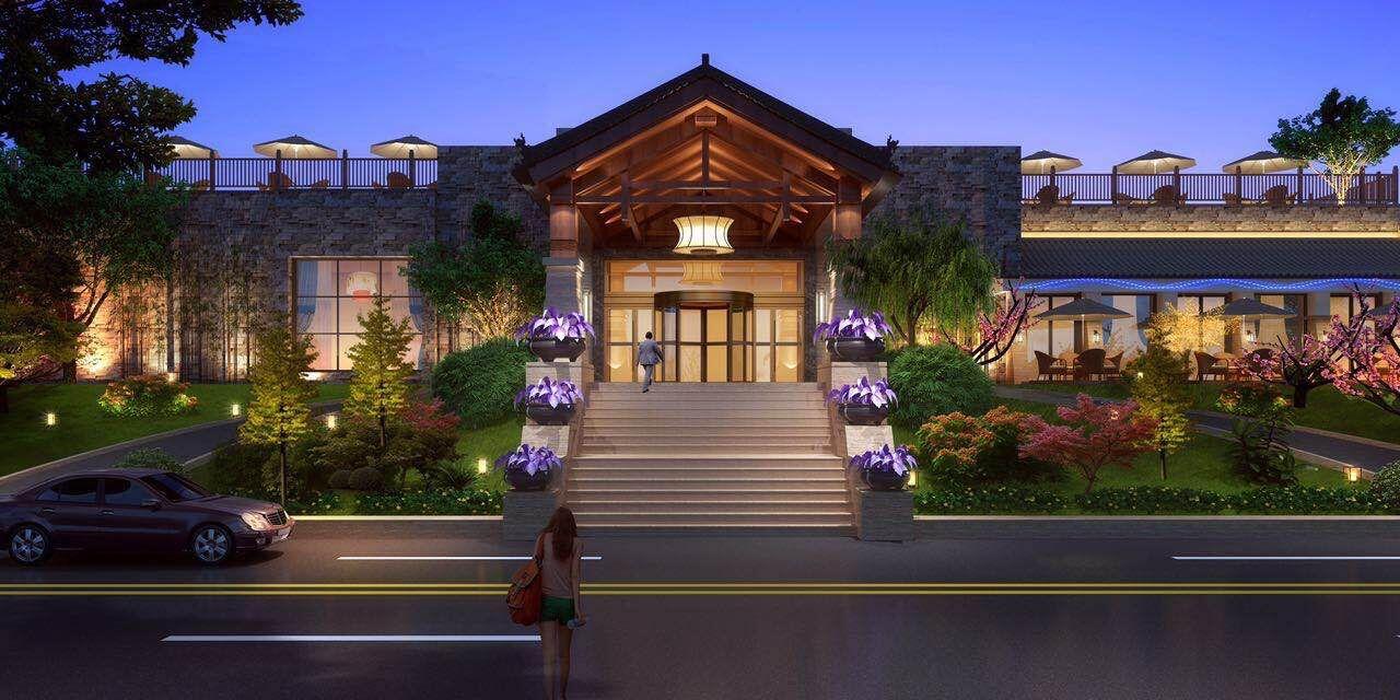 别墅位置:重庆山镇仙女武隆仙女山国家森林公园内,近银家堡.酒店算顺义图片
