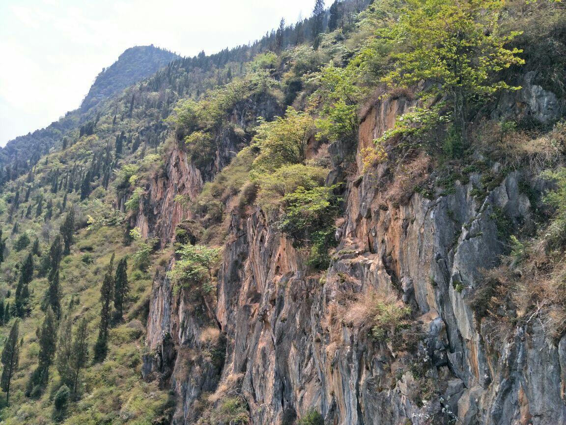 爬西山不觉得怎么样,感觉没有多少风景,唯一可以的是从美女峰看滇池