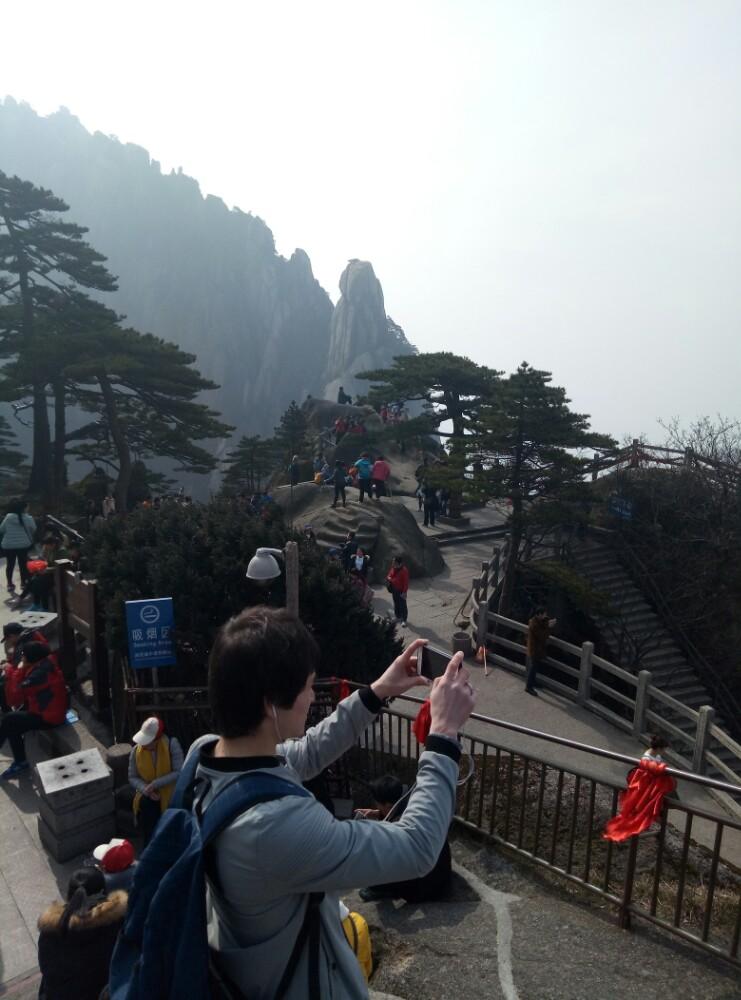 黄山旅游大概多少钱_黄山风景区