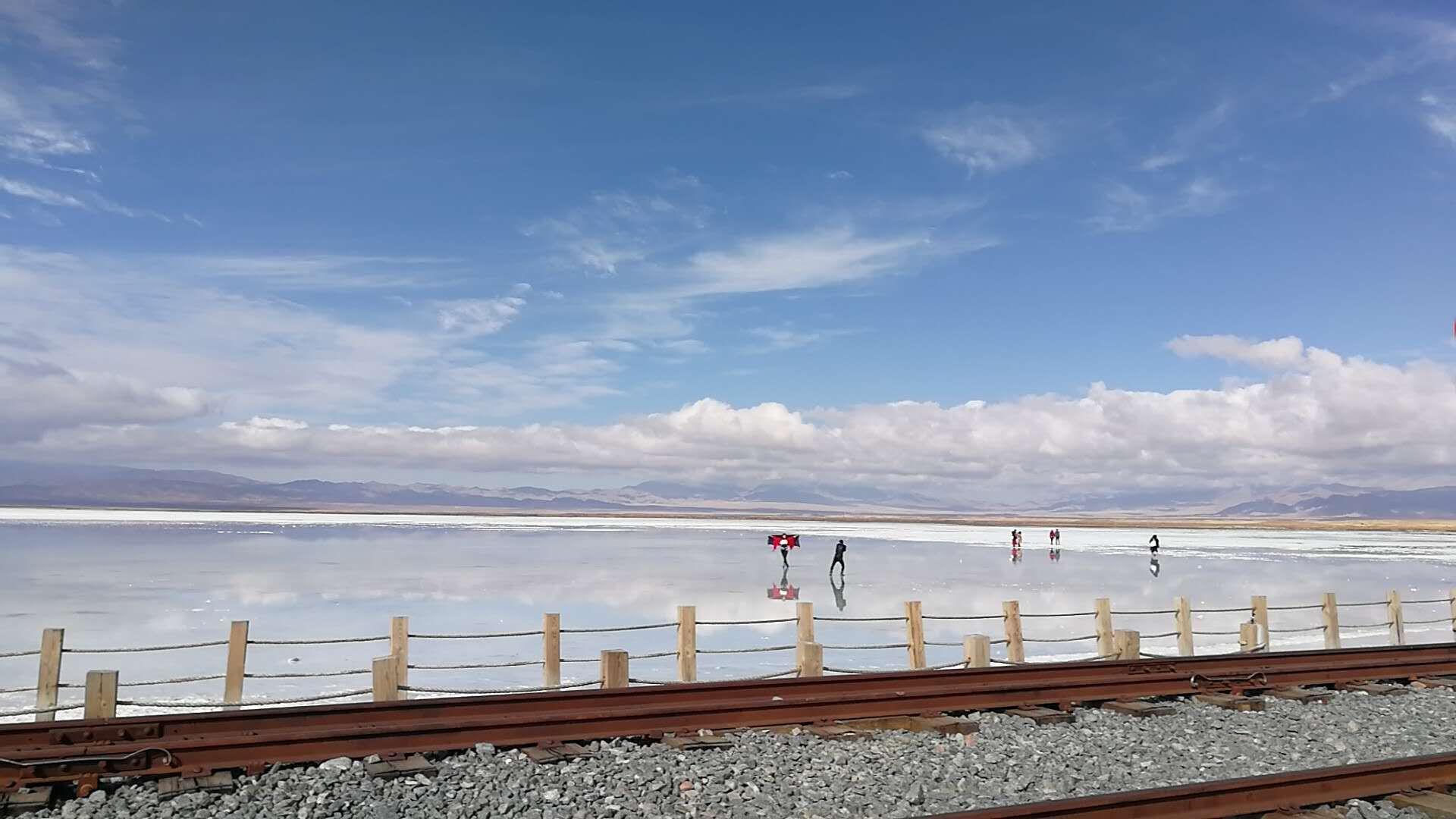 【携程攻略】海西茶卡盐湖景点,非常棒的景色!值得去