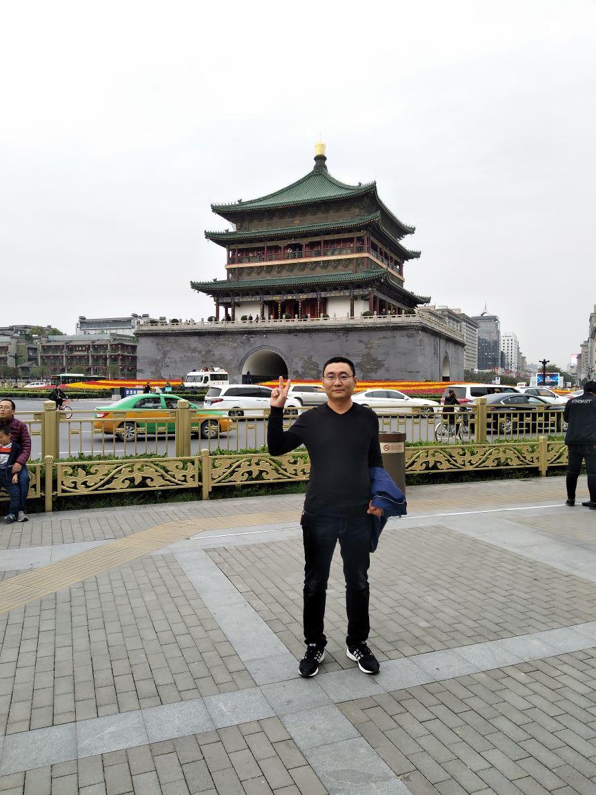 西安钟楼旅游景点攻略图十三陵徒步攻略图片