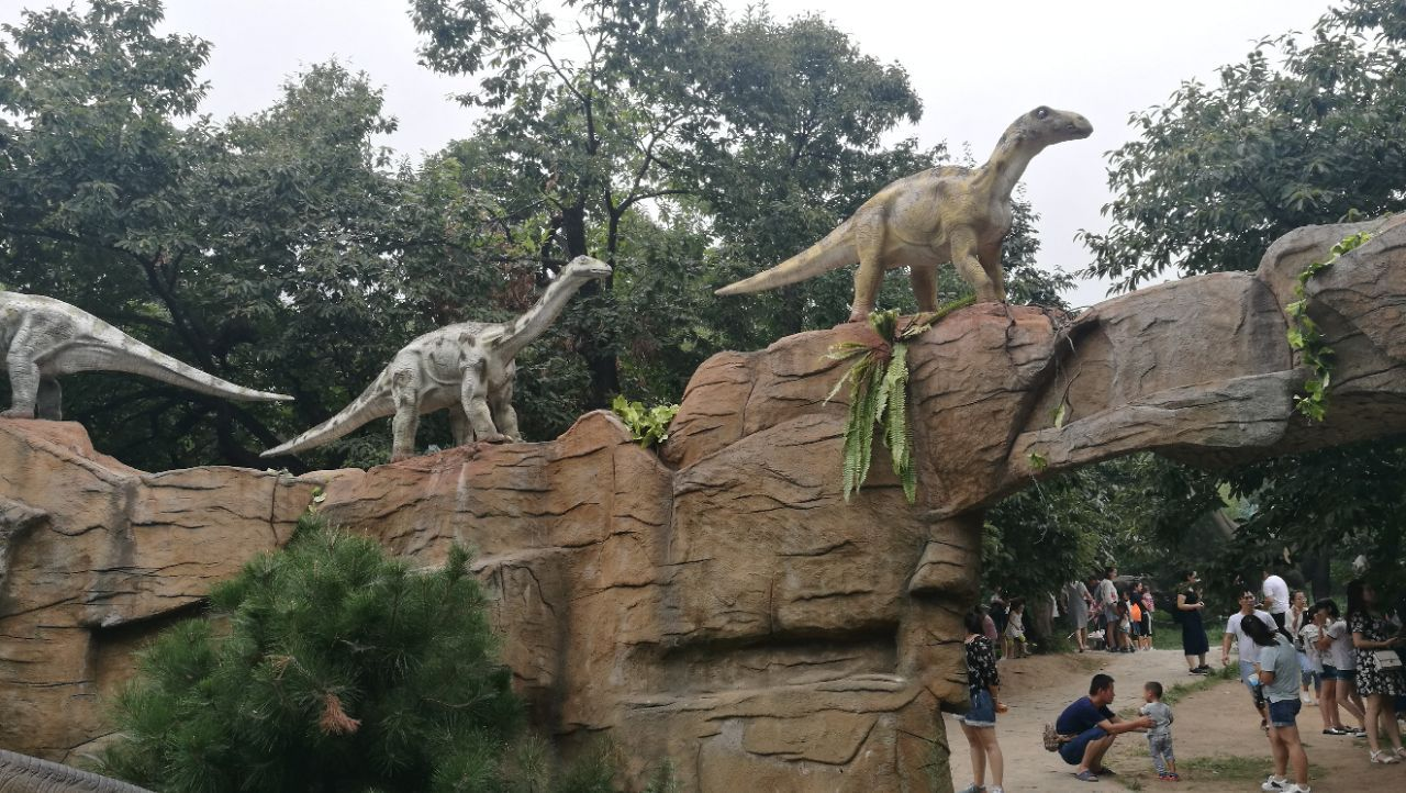 北京野生动物园旅游景点攻略图七日秦岭游v略图攻略图片