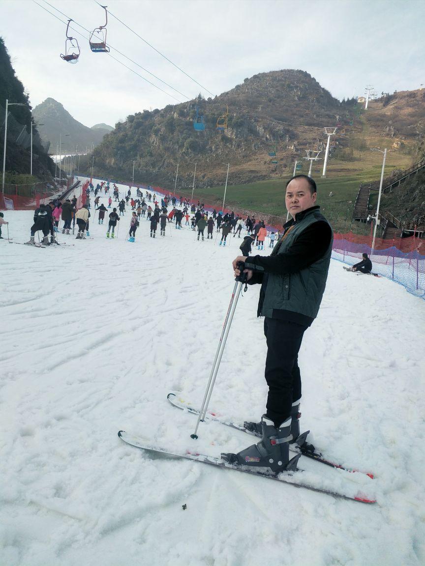 携程攻略六盘水梅花山滑雪场好玩吗六盘水梅花山