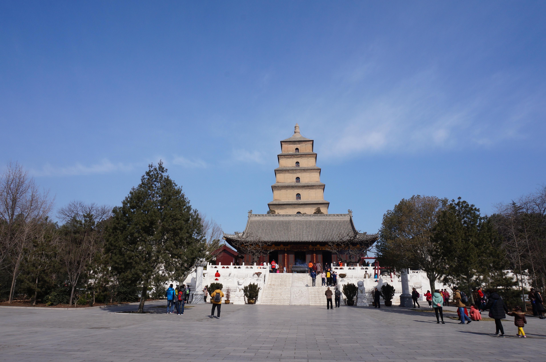 【携程攻略】西安大雁塔·大慈恩寺好玩吗,西安大雁塔