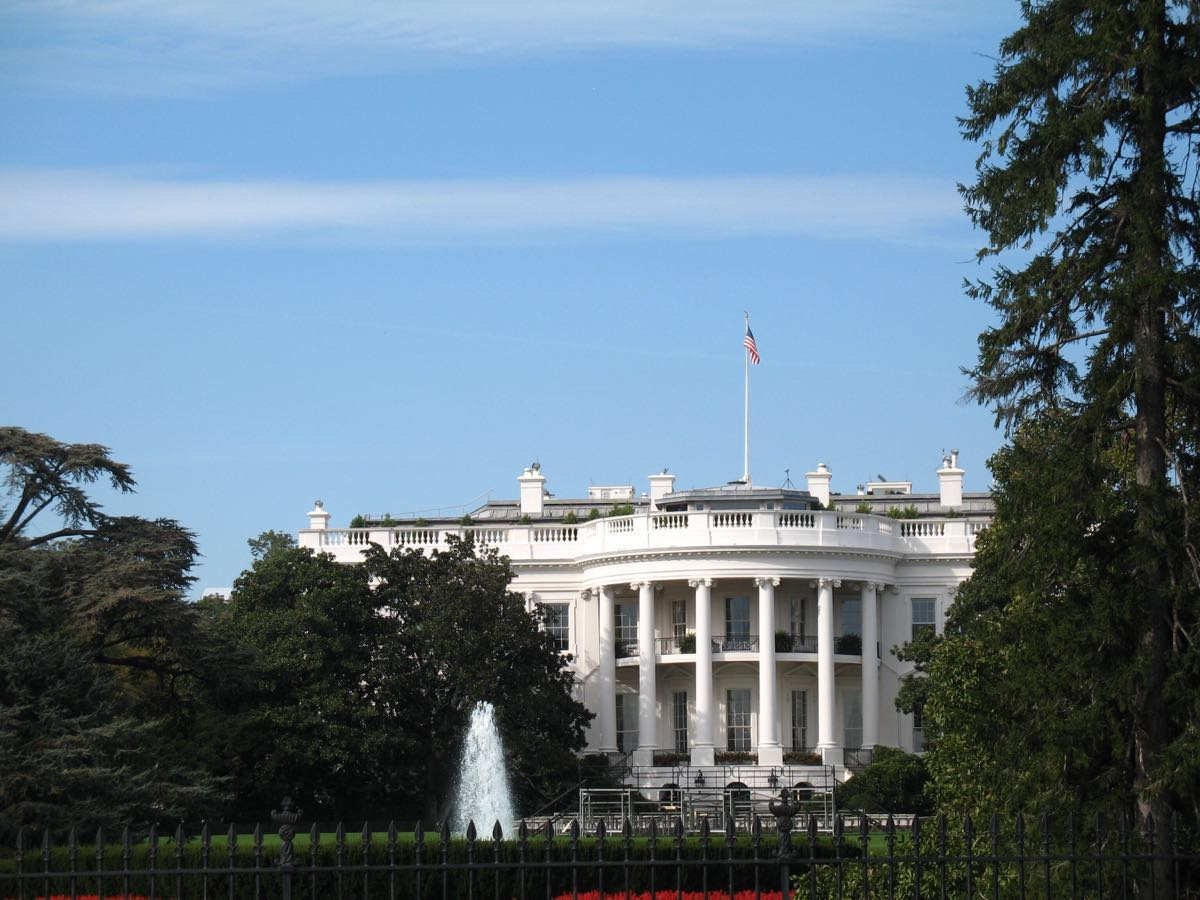 白宫闹鬼_美国白宫