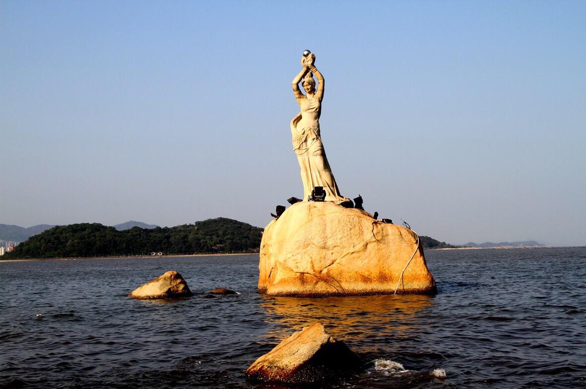 珠海渔女旅游景点攻略图游戏解谜衣锦还乡攻略图片