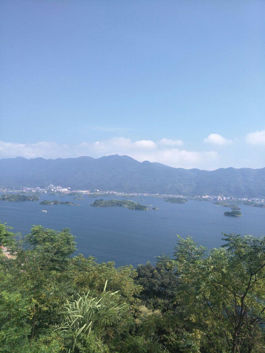 从武汉出发到仙岛湖