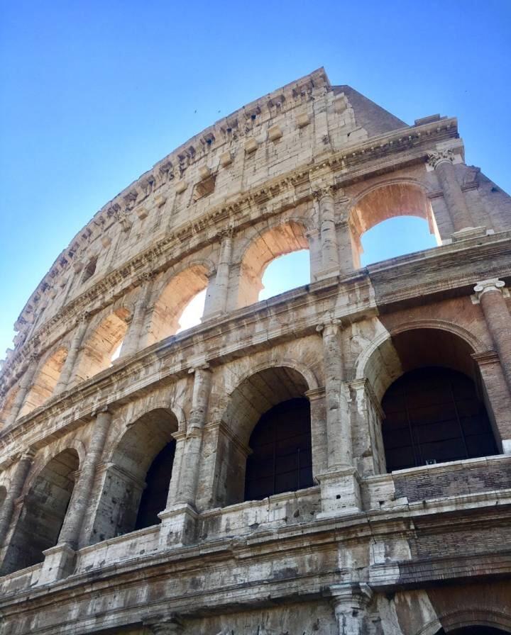 罗马斗兽场colosseum