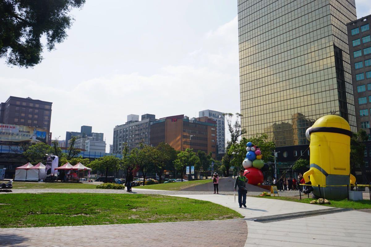 【携程攻略】台湾台北华山1914创意文化园区好玩吗