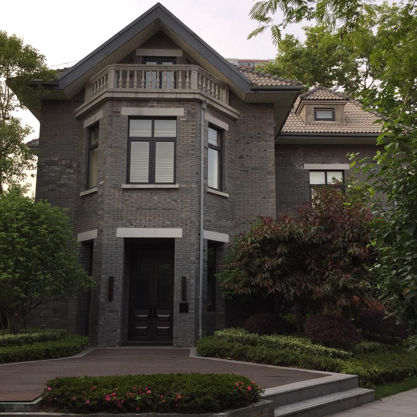 民国风格别墅设计图