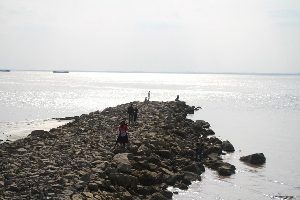 南通滨江公园旅游景点攻略图