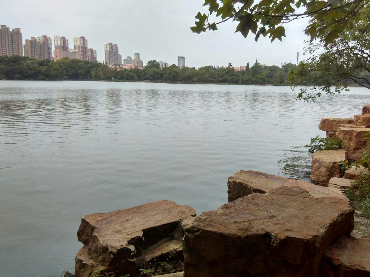 【携程攻略】安徽马鞍山雨山湖好玩吗,安徽雨山湖景点图片