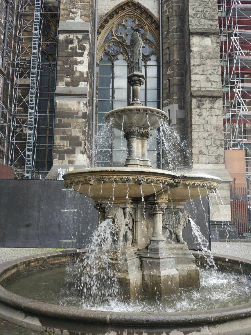 科隆大教堂珍宝馆旅游景点攻略图