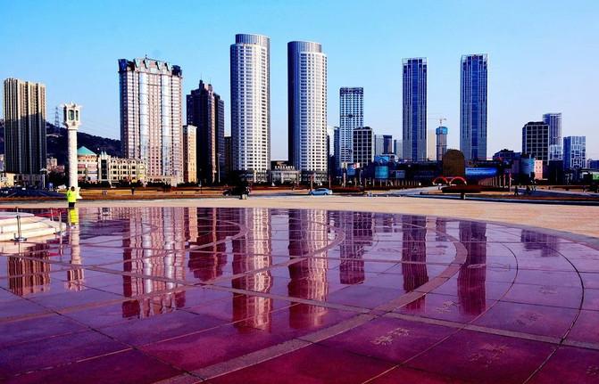 云游四海(953)图说星海广场