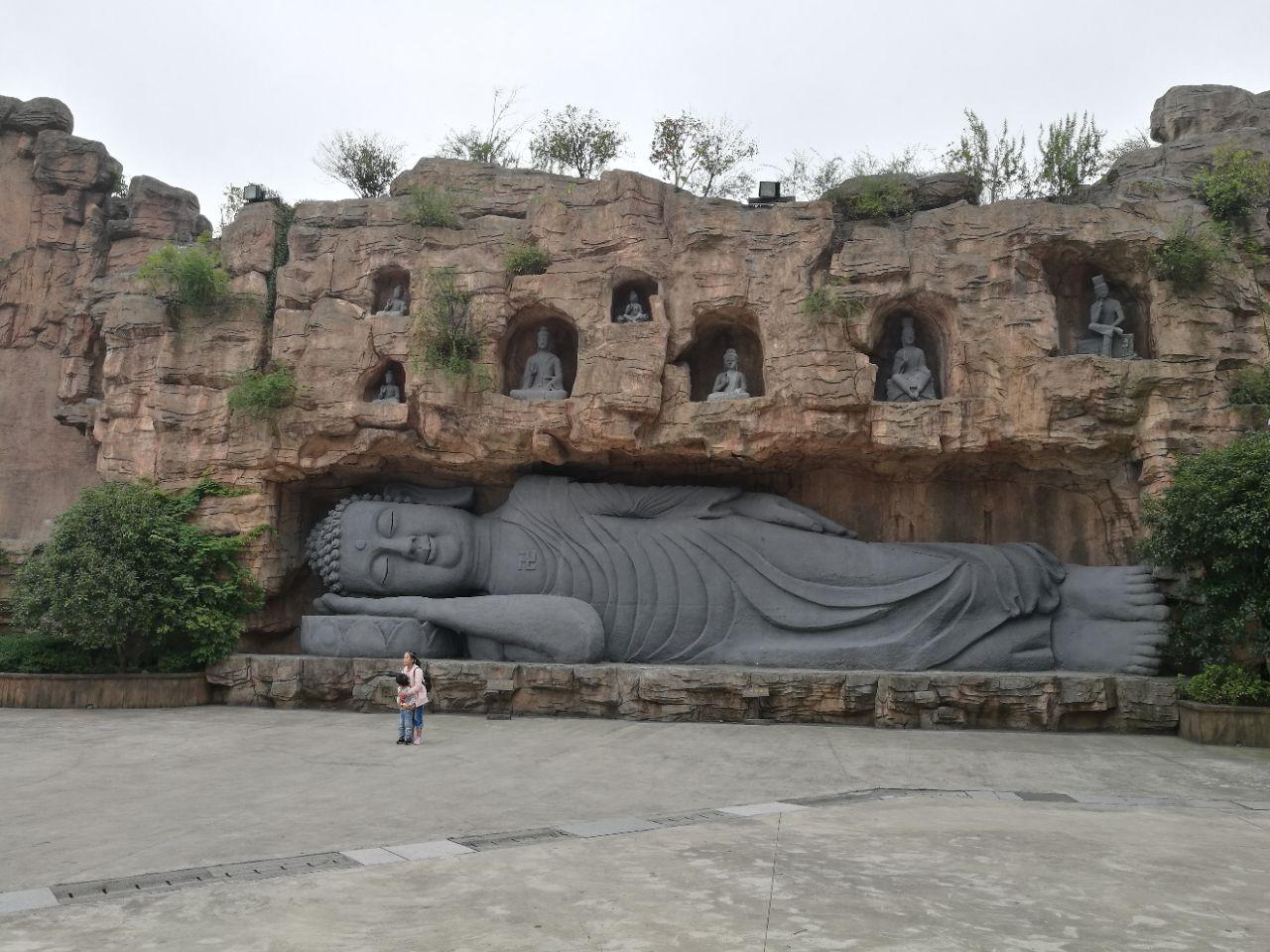 杭州灵隐(飞来峰)花园旅游景点攻略图景区梦幻攻略82图片
