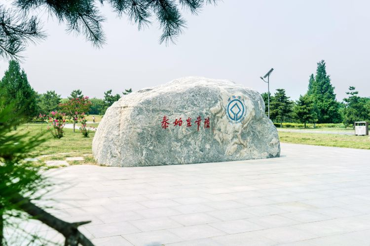 秦始皇帝陵及び兵馬俑坑の画像 p1_28