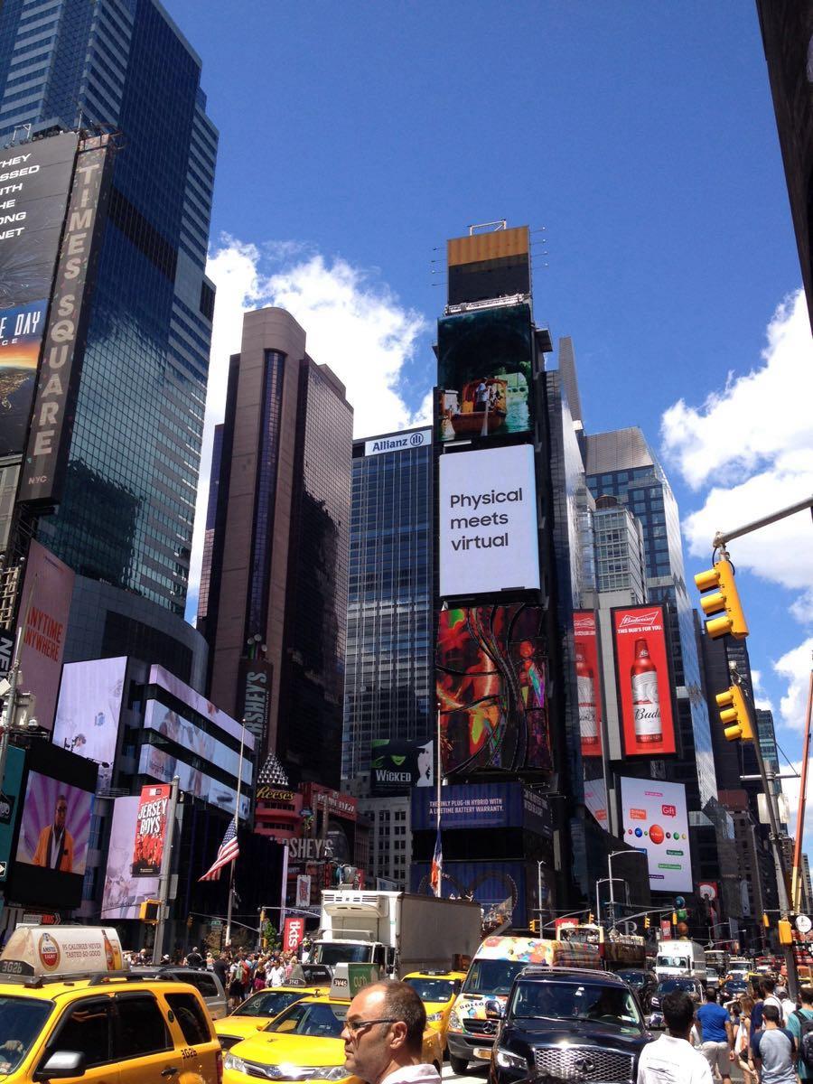纽约时代广场-广佛车站到天河车站坐多少路车