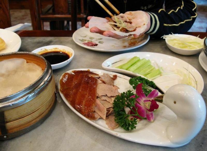 北京好吃的餐厅_长春吉食吉宴美食饭店竟然免费赠送价值118元的正宗北京烤鸭!