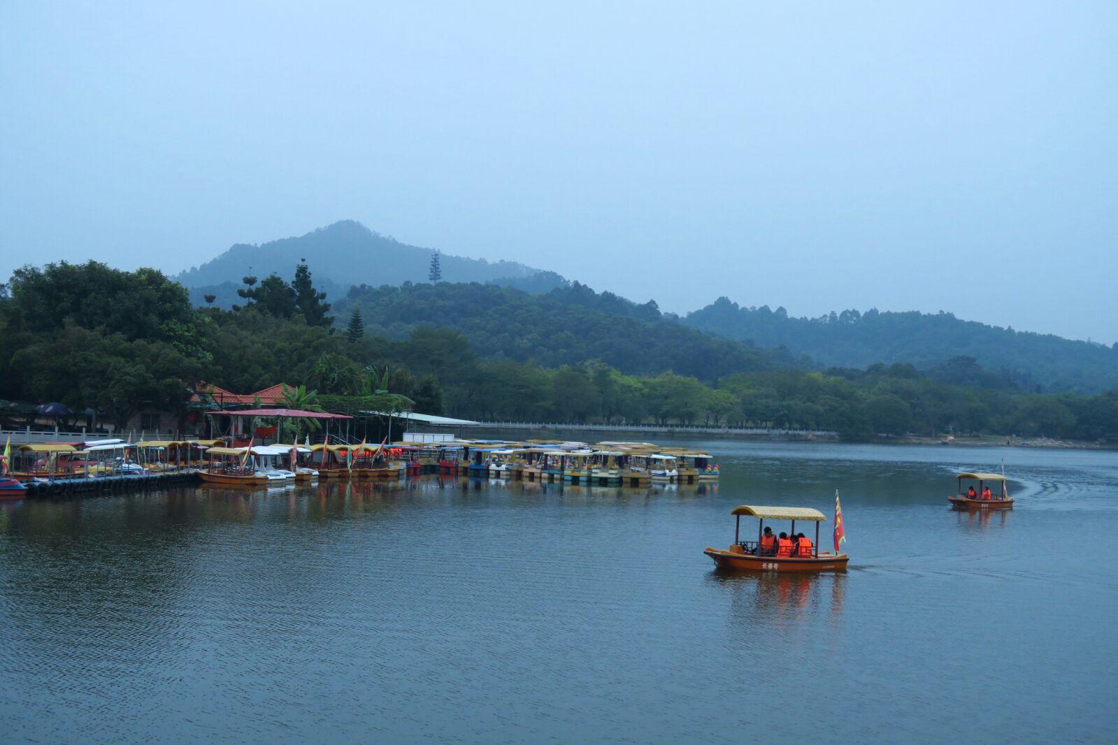 广州大夫山森林公园好玩吗,广州大夫山森林公园景点样图片