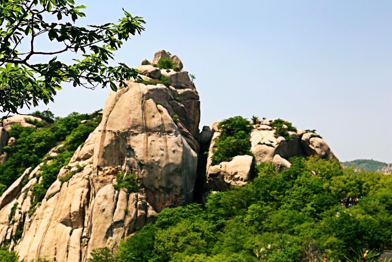 五莲山风景区