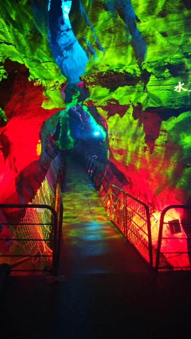 八奇洞旅游景点攻略图