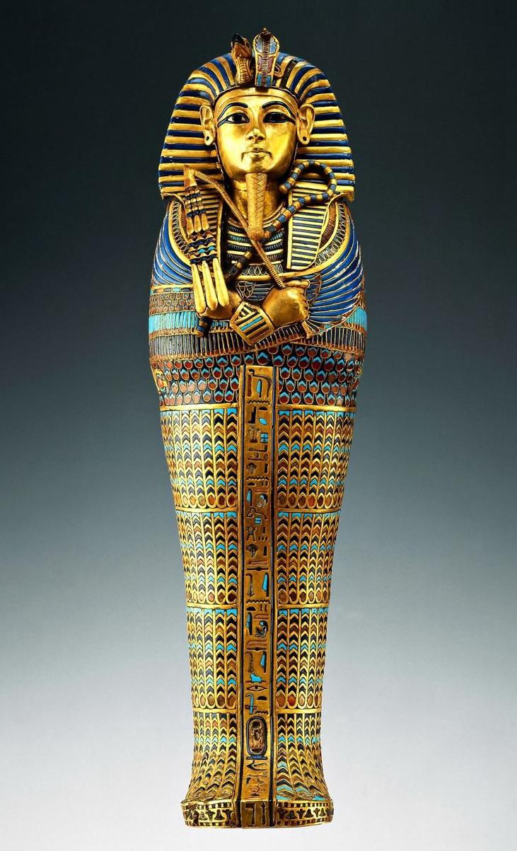埃及 跟随图坦卡蒙,揭开那个神秘的法老诅咒