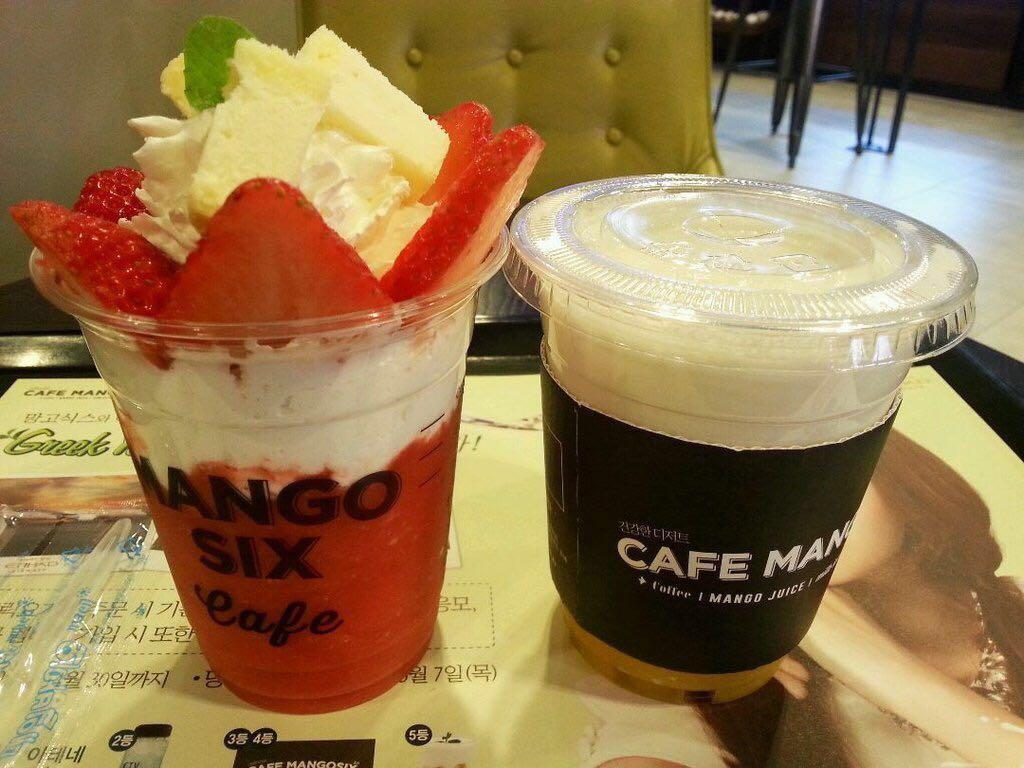mango six(狎鸥亭店)