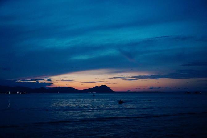梦潜诗巴丹,我的ow潜水之旅,看马达京日出日落图片