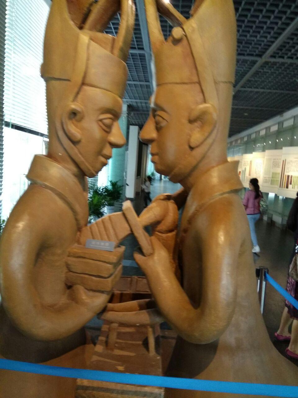 【携程攻略】湖南长沙简牍博物馆景点图片