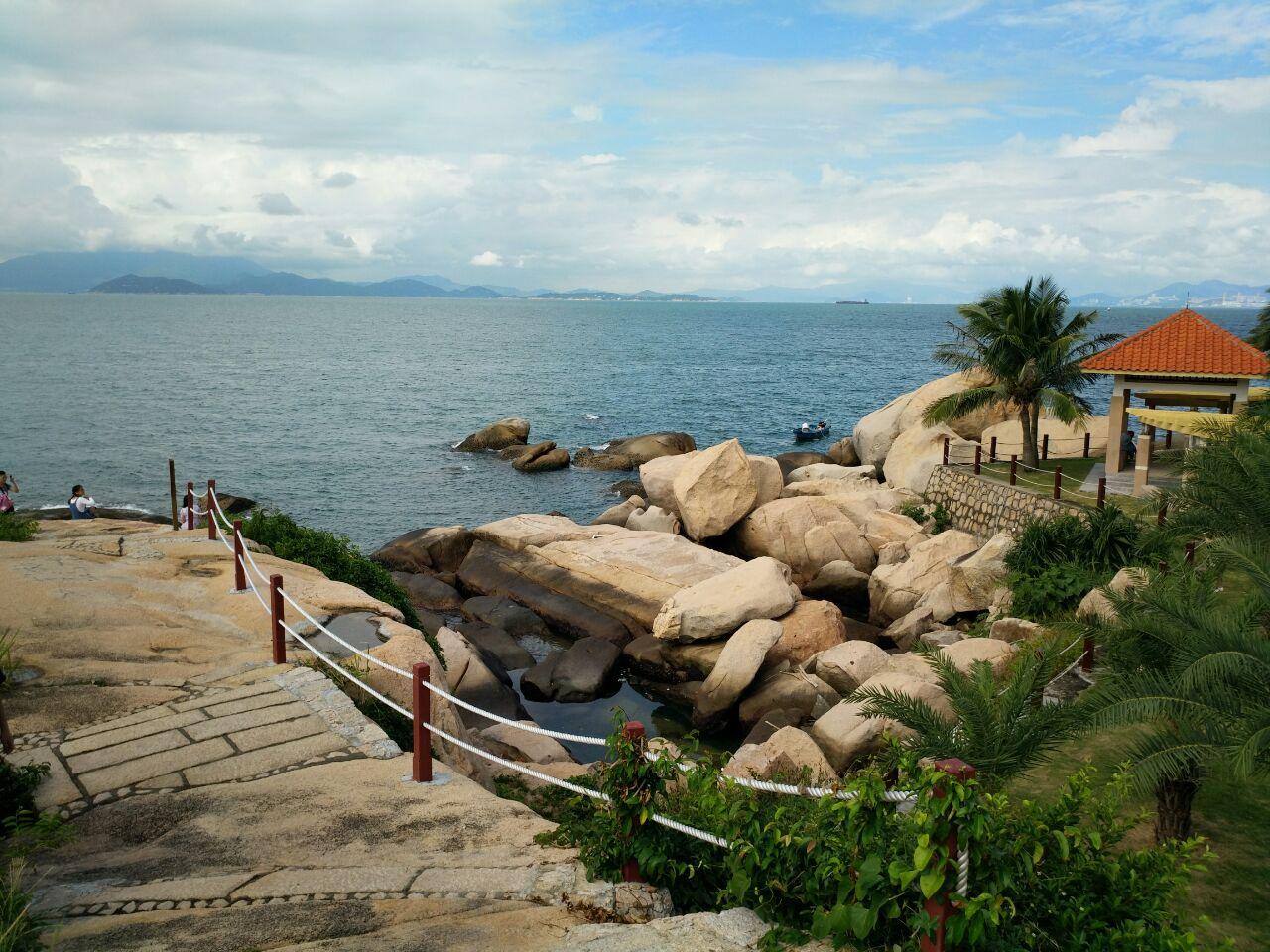 【携程攻略】广东外伶仃岛景点,个人感觉是个非常美丽